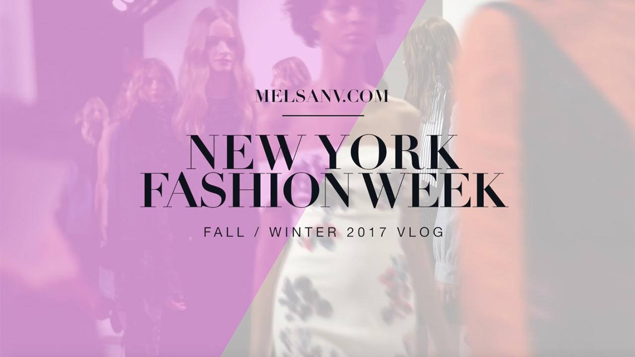 NYFW Fall Winter 2017